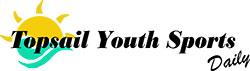Topsail Youth Sports Daily Logo